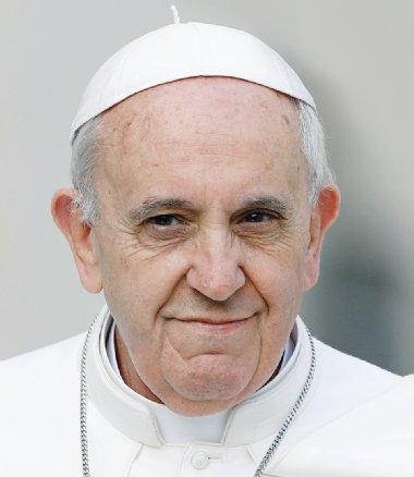 Papst Franziskus © Toni Puercher